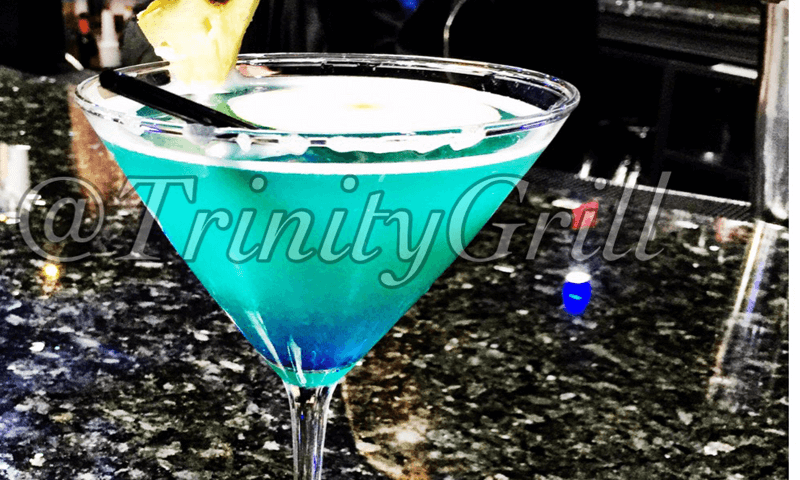 Cocktail Blue