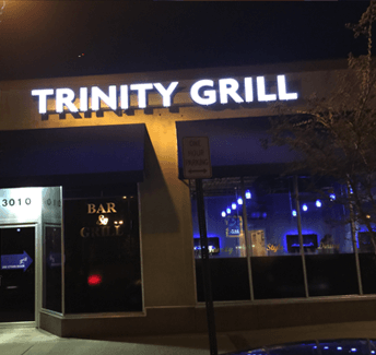 Trinity Grill And Bar American Cuisine Restaurant